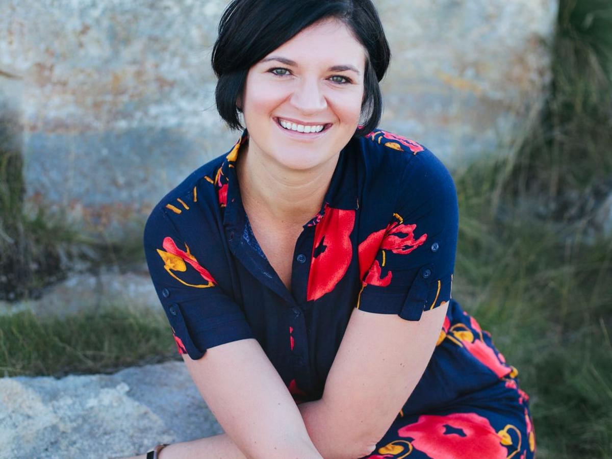 Communications Professor, Megan O'Rourke