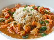 crawfish ettouffee