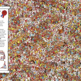 where is waldo picture