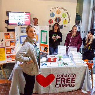 Wellness Center Tabling