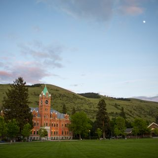 University of Montana Main Hall