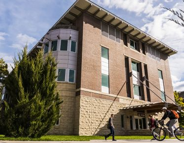 Don Anderson Hall School of Journalism