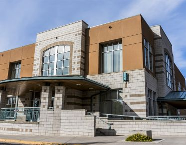 Photo of the James E. Todd Center