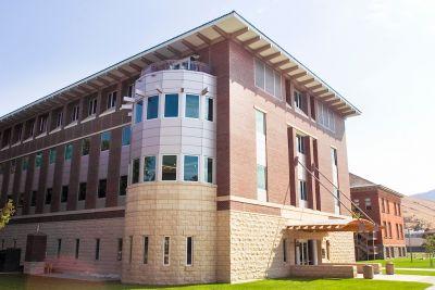 School of Journalism building