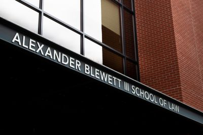 Alexander Blewett III School of Law building