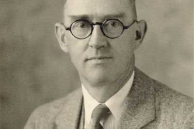 Photo of H.G. Merrian