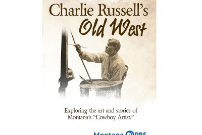Poster for Charlie Russel documentary