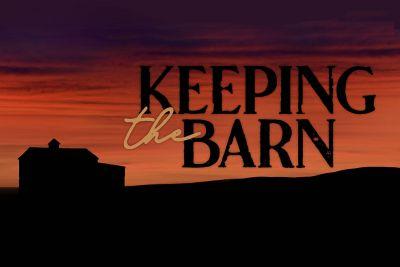 The Keeping the Barn logo