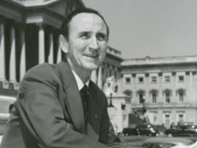 Senator Mike Mansfield