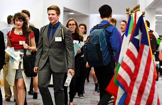Montana model united nations group