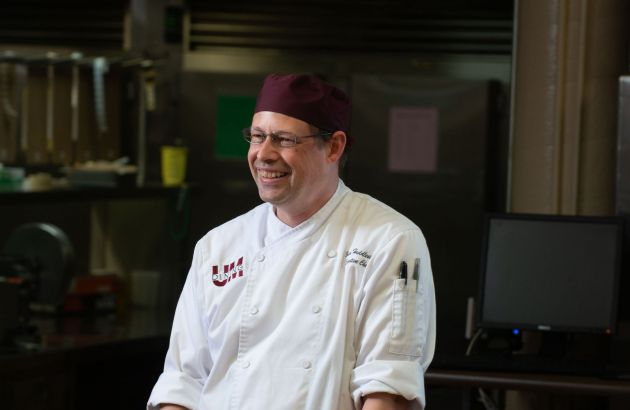 Chef Brian Heddlesten