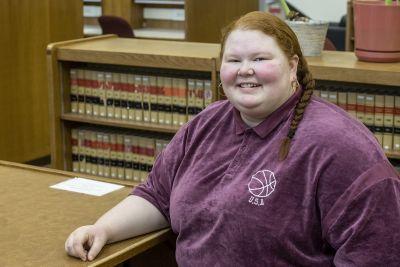 Photo of MPA student