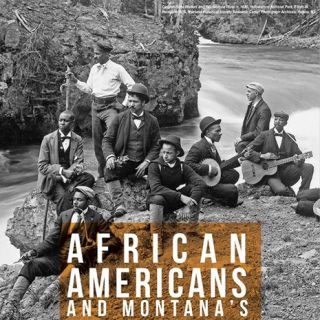 cover of African Americans and Montana's Criminal Justice System