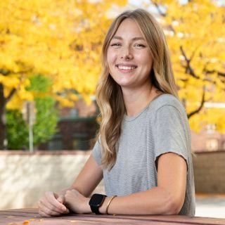 Kara smiling ready to talk Missoula Facts
