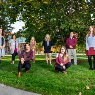 Your University of Montana Admissions Staff